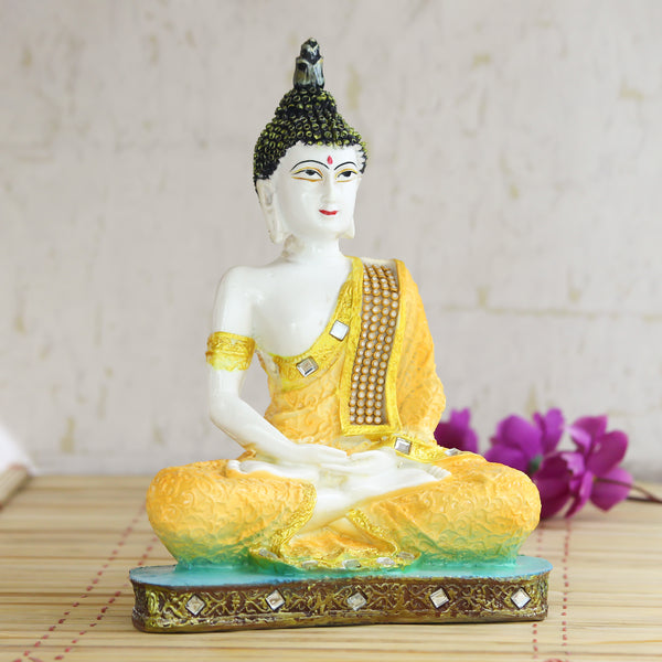 msgb586_or-ecraftindia-orange-buddha-decorative-showpiece-24-cm_1
