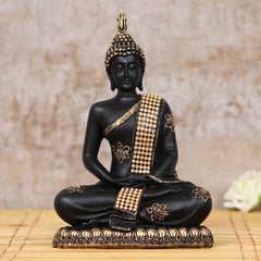 MSGB594-eCraftIndia-Decorative-Meditating-Lord-Buddha_1