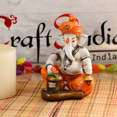 msgg545-ecraftindia-lord-ganesha-worshipping-lord-shiv-pooja-decorative-spiritual-showpiece_1