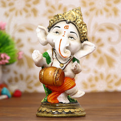 MSGG592A-eCraftIndia-Colorful-Lord-Ganesha-Dancing-Avatar-Decorative-Showpiece_1