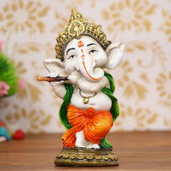 MSGG592B-eCraftIndia-Colorful-Lord-Ganesha-Dancing-Avatar-Decorative-Showpiece_1