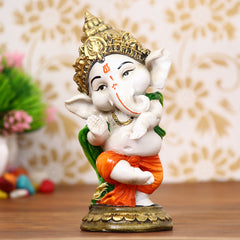 MSGG592C-eCraftIndia-Colorful-Lord-Ganesha-Dancing-Avatar-Decorative-Showpiece_1