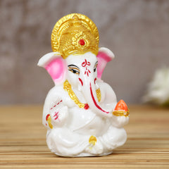 MSGG629-eCraftIndia-Decorative-Lord-Ganesha-Idol-for-Car-Dashboard,-Home-Temple-and-Office-Desks_1