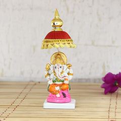 msggcar511-ecraftindia-decorative-lord-ganesha-showpiece-with-chatri-for-car-dashboard-home-temple-and-office-desks_1