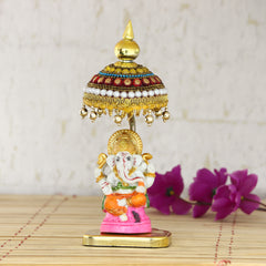 msggcar515-ecraftindia-decorative-lord-ganesha-showpiece-with-chatri-for-car-dashboard-home-temple-and-office-desks_1