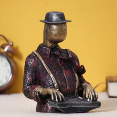 MSMAN501-eCraftIndia-Man-with-Hat-playing-Piano-Decorative-Statue_1