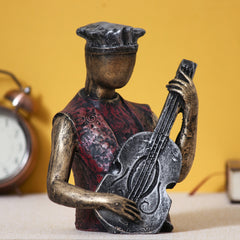 MSMAN502-eCraftIndia-Man-with-Hat-playing-Guitar-Decorative-Statue_1