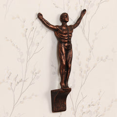 MSMAN507-eCraftIndia-Standing-Man-with-Open-Arms-Decorative-Wall-Hanging-Statue_1
