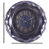 eCraftIndia Premium Antique Design Analog Wall Clock