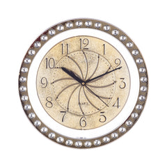 ecraftindia-decorative-analog-golden-round-wall-clock_1