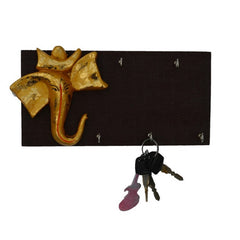 ecraftindia-wooden-lord-ganesha-key-holder_1