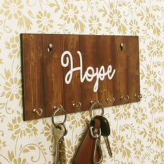 WKH523-eCraftIndia-Hope-Theme-Wooden-Key-Holder-with-7-Hooks_1