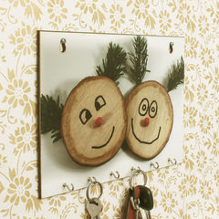 WKH542-eCraftIndia-Smilie-Theme-Wooden-Key-Holder-with-6-Hooks_1