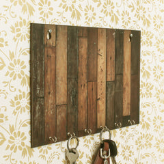 WKH546-eCraftIndia-Abstract-Theme-Wooden-Key-Holder-with-6-Hooks_1