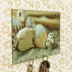 WKH550-eCraftIndia-Heart-Shells-Theme-Wooden-Key-Holder-with-6-Hooks_1