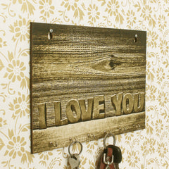 WKH557-eCraftIndia-Abstract-Theme-Wooden-Key-Holder-with-6-Hooks_1