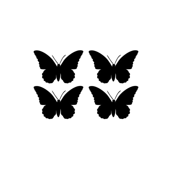 "ecraftindia-set-of-4-""butterflies""-black-engineered-wood-wall-art-cutout,-ready-to-hang-home-decor_1"