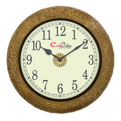 wowwacm1406_f-ecraftindia-wooden-analog-round-metal-carving-wall-clock-golden-size-14-14-inch_1