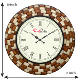 wowwacm1806_r-ecraftindia-analog-wooden-wall-clock-with-wooden-blocks-brown-18-18inch_3