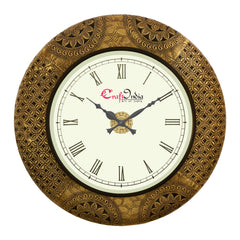 wowwacm1815_r-ecraftindia-wooden-analog-round-metal-carving-wall-clock-golden-size-18-18-inch_1