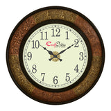 wowwacm1816_f-ecraftindia-wooden-analog-round-dual-color-metal-carving-frame-wall-clock-copper-golden-size-18-18-inch_1