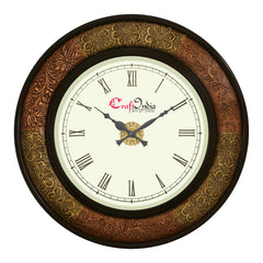 wowwacm1816_r-ecraftindia-wooden-analog-round-dual-color-metal-carving-frame-wall-clock-copper-golden-size-18-18-inch_1