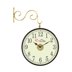 wowwacm802_f-ecraftindia-metal-analog-round-dual-dial-hanging-station-wall-clock-brass-dial-size-8-inch-size-15-12-inch_1