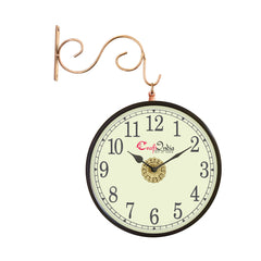 wowwacm803_f-ecraftindia-metal-analog-round-dual-dial-hanging-station-wall-clock-copper-dial-size-8-inch-size-15-12-inch_1