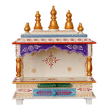 ecraftindia-white-mango-wood-pooja-temple/mandir-with-storage-option_5