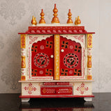 ecraftindia-white-and-red-mango-wood-pooja-temple/mandir-with-door-and-storage-option_1