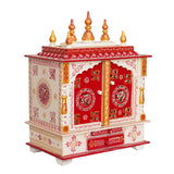 ecraftindia-white-and-red-mango-wood-pooja-temple/mandir-with-door-and-storage-option_3