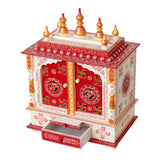 ecraftindia-white-and-red-mango-wood-pooja-temple/mandir-with-door-and-storage-option_6