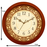 wwccwk1157_br-ecraftindia-brown-round-wooden-analog-wall-clock38-cm-x-38-cm_4