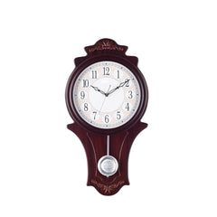 wwck7137-ecraftindia-decorative-analog-brown-round-pendulum-wall-clock_1