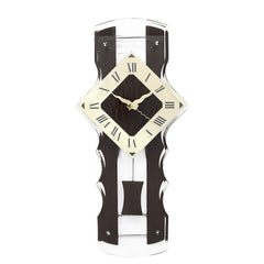 WWCK8137_WALL_NUT-eCraftIndia-Brown-Wooden-Designer-Vertical-Analog-Pendulum-Wall-Clock-With-Curved-Glass-Front-Panel-(50Cm-X-24Cm)_1