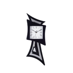 ecraftindia-decorative-analog-black-square-pendulum-wall-clock_1