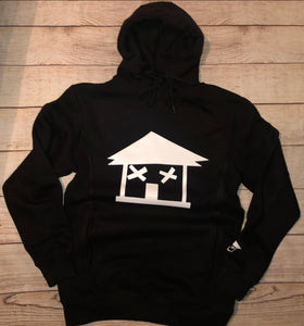 BIG TRAP HOUSE HOODIE (black)