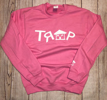 Load image into Gallery viewer, SALE TRAP CREWNECK (PINK)