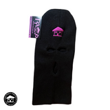 No Face No Case Trap House Skii Mask (Black/Pink)