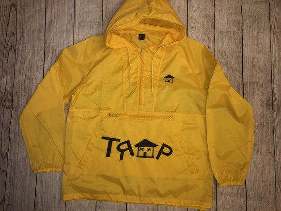 YELLOW WINDBREAKER ( VARIOUS COLOR OPTIONS)