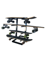 Load image into Gallery viewer, Skateboard Rack 4 Board