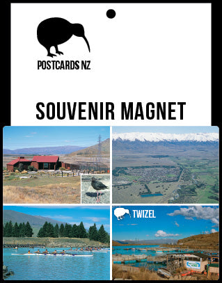 MCA070 - Twizel Multi - Magnet - Postcards NZ Ltd
