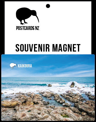 MCA134 - Kaikoura - Magnet - Postcards NZ Ltd