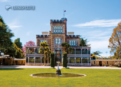 LDN201 - Larnach Castle - Large Postcard - Postcards NZ Ltd