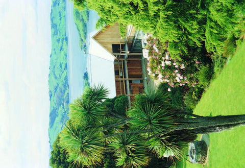 SDN443 - Larnach Lodge - Small Postcard