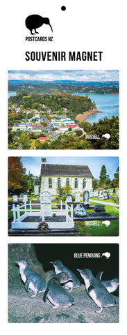 MBI5937- Bay Of Islands - Magnet Set 2 - Postcards NZ Ltd