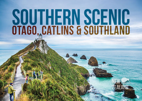 BA503 - Southern Scenic A5 Book - Postcards NZ Ltd