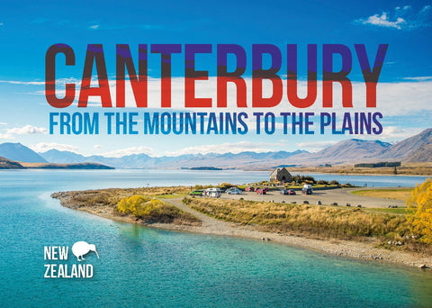 BA505 - Canterbury A5 Book - Postcards NZ Ltd