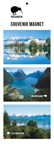 MMS5903 - Fiordland - Magnet Set - Postcards NZ Ltd
