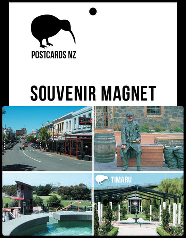 MCA071 - Timaru - Magnet - Postcards NZ Ltd